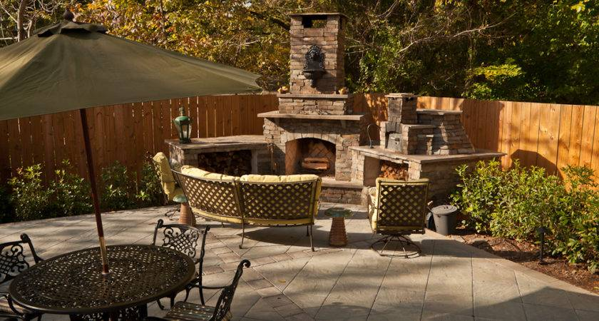 Beautiful Outdoor Living Areas Homeowners Raleigh Cary Chapel