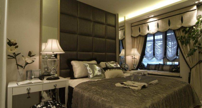 Bed Room Luxury Home Design Ideas
