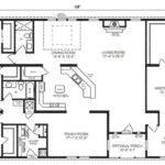 Bedroom Bath Ranch Plan Google Result House Plans