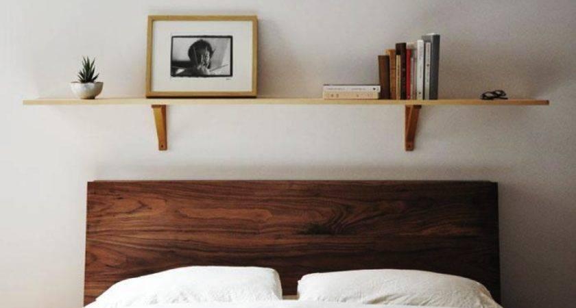 Bedroom Design Simple Shelves Charles Rogers Bed Blog