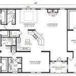 Bedroom House Plans Home Floor Floorplans Bathroom