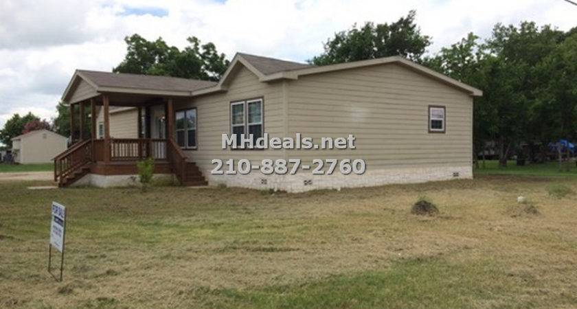 Bedroom Land Home Marion Texas Tiny Houses Manufactured Homes