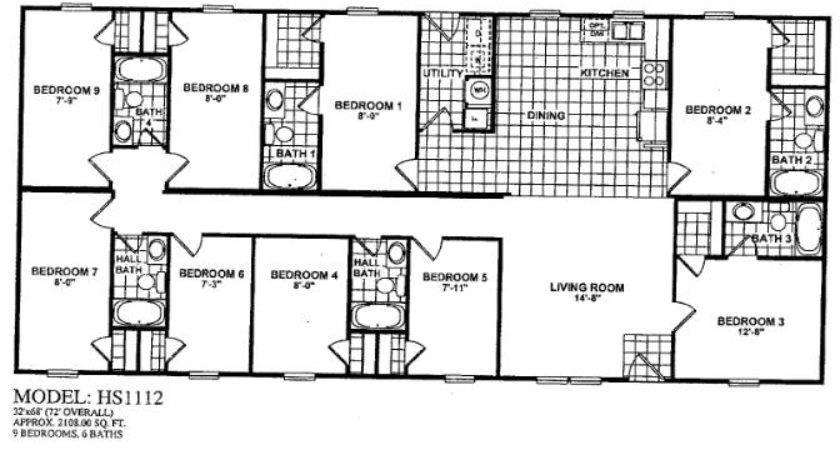 Bedroom Manufactured Home Plans Wiring Diagram Website