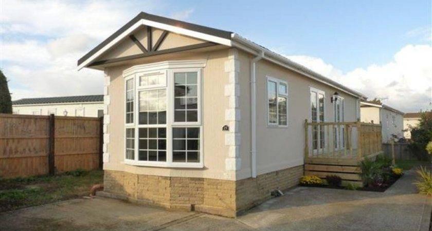 Bedroom Mobile Home Sale Marigolds Shripney Road