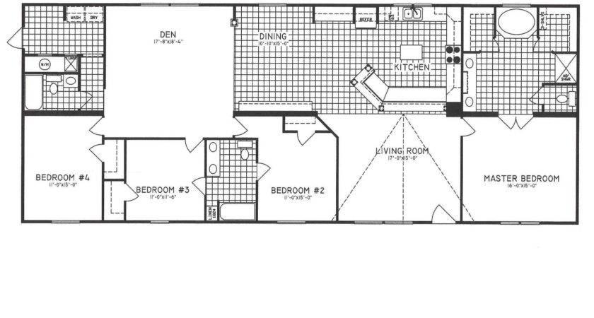 Bedroom Modular Home Floor Plans Ideas Trends Plan