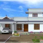 Bedroom Single Floor Home Design Green Homes Thiruvalla Kerala
