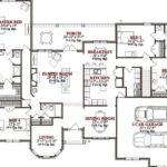 Bedroom Townhouse Floor Plans House Home