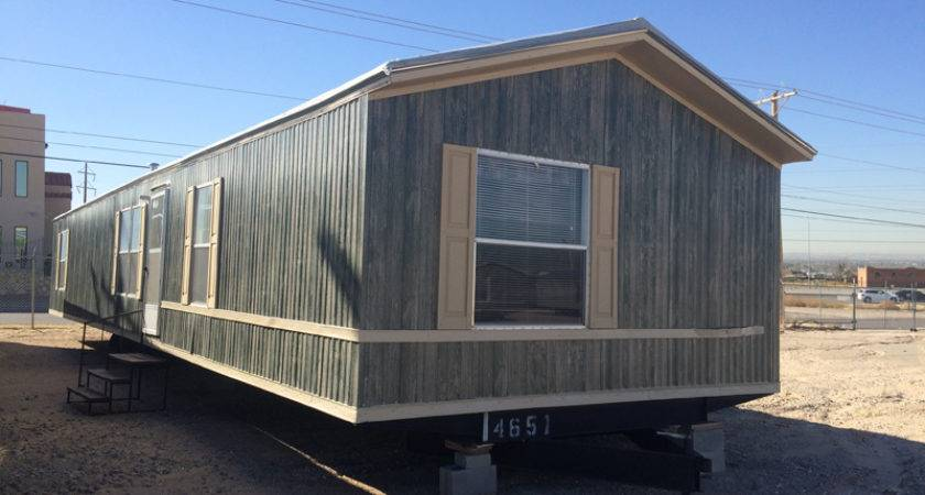 Beds Square Feet Mobile Home Sale Paso