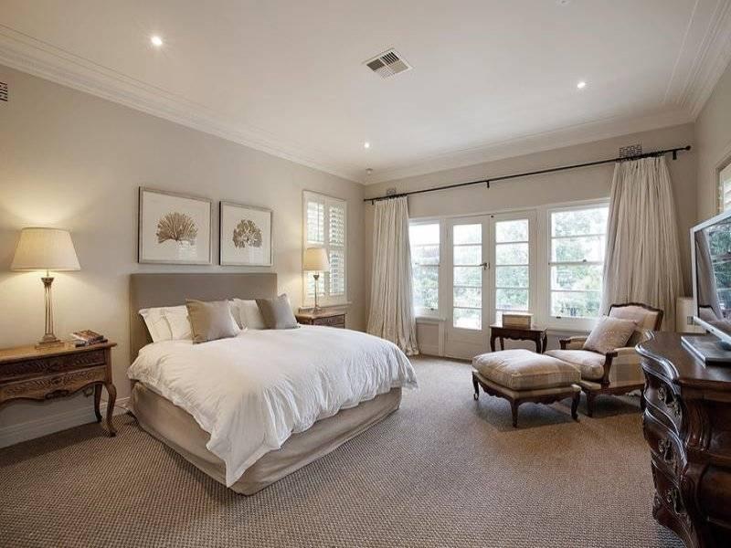 Beige Bedroom Design Idea Real Australian Home