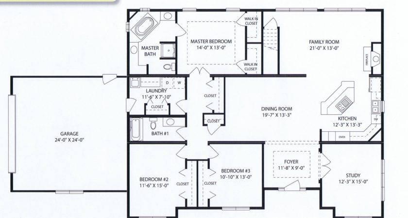 Bellevue Floorplan