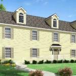 Belmont Duplex Townhouse Style Modular Homes