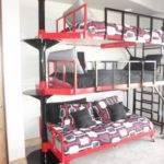 Best Collection Triple Tier Bunk Beds