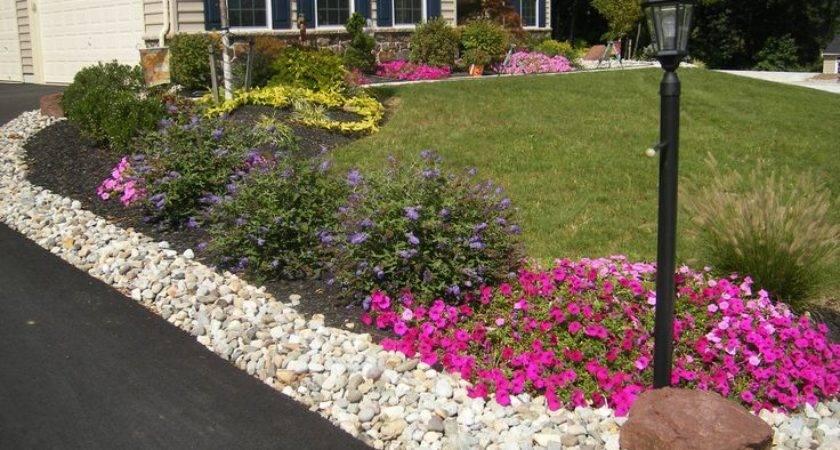 Best Driveway Landscaping Ideas Pinterest