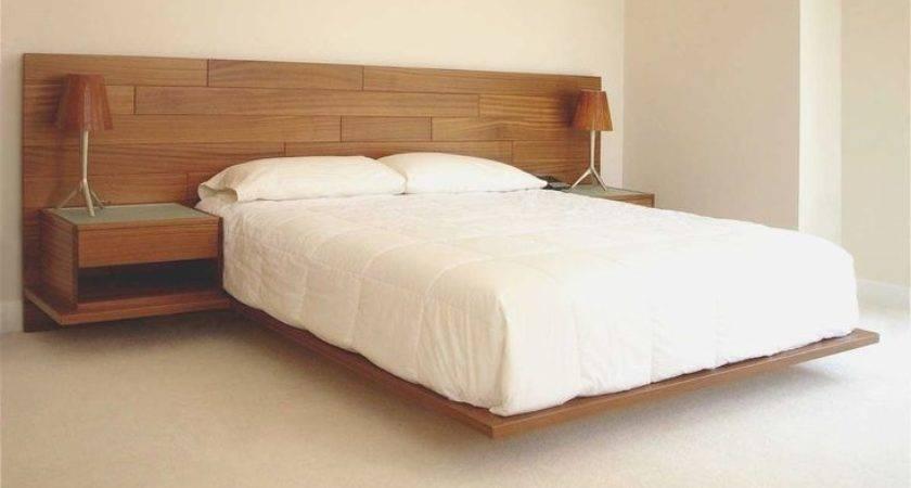 Best Floating Platform Bed Ideas Pinterest