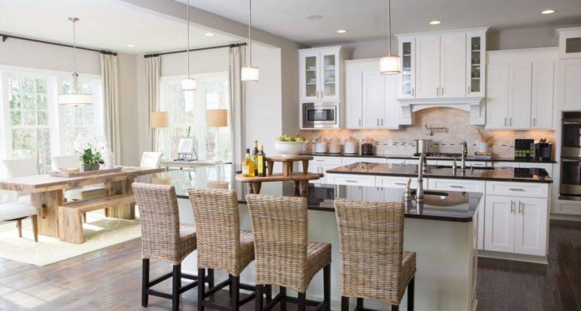 Best New Model Home Interiors