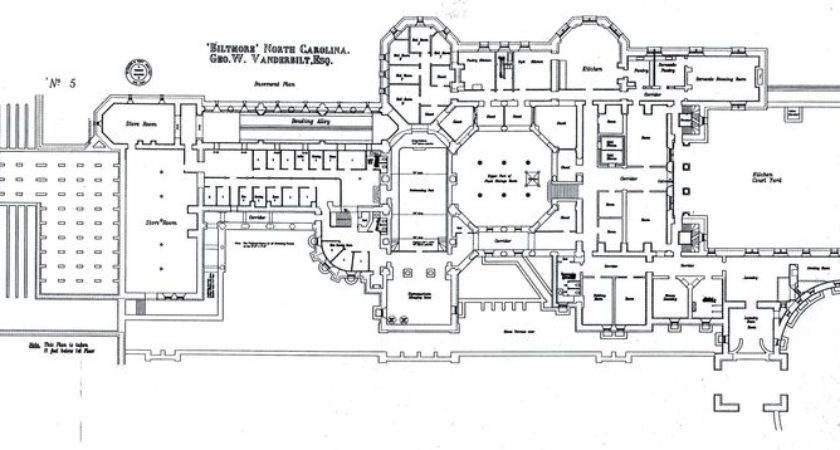 Best Simple Biltmore Estate Floor Plan Ideas Kelsey
