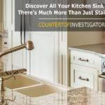 Best Sinks Granite Countertops