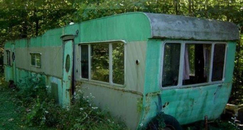 Best Vintage Mobile Home Park Pinterest