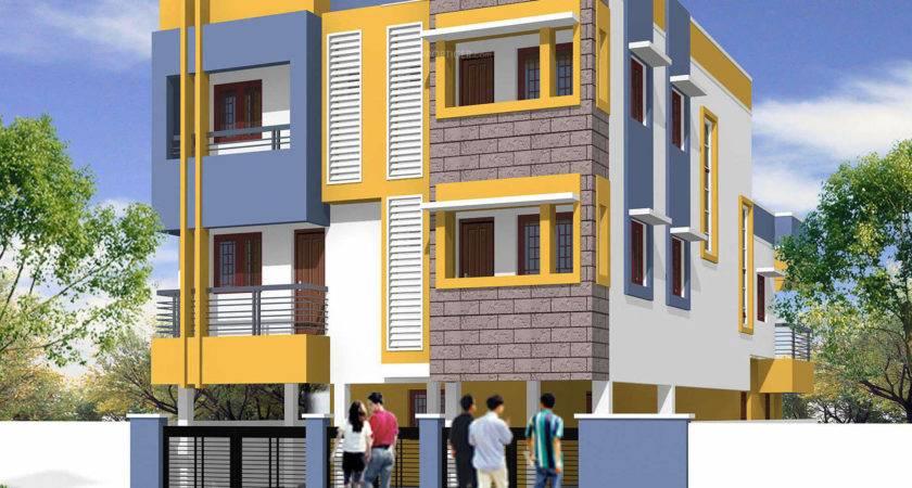 Bhk Block Floor Cluster Plan Appaswamy