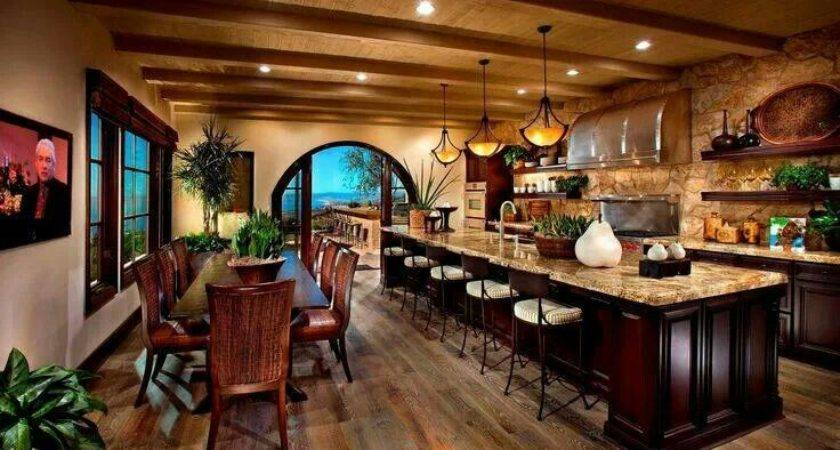 Big Beautiful Kitchen Stylish Eve Inside House Pretty