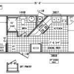 Big Bend Floor Plan Park Homes Models