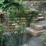 Big Features Small Portland Yards Fountains Waterfalls Make