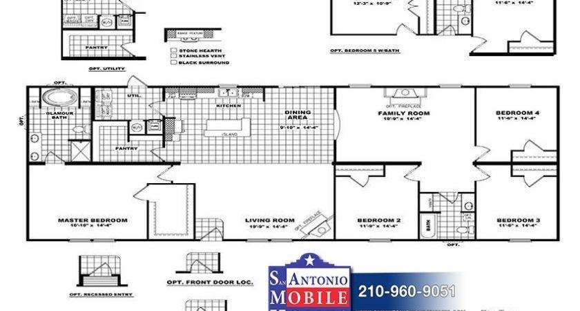 Big Tex Stretch San Antonio Mobile Homes