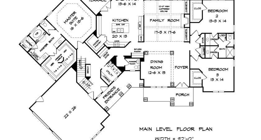 Biltmore Park House Plans Garrell Associates Inc