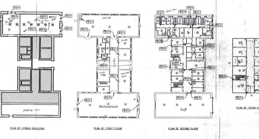 Biltmore Stable Floor Plan Lights Labeled Other People Homes