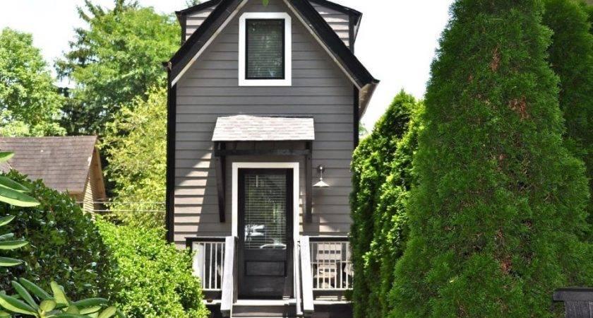 Bird House Tiny Cottage Asheville
