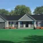 Bishop Modular Home Floor Plan