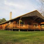 Blank Amazing Log Home Just Over Acre Nice Double Wide