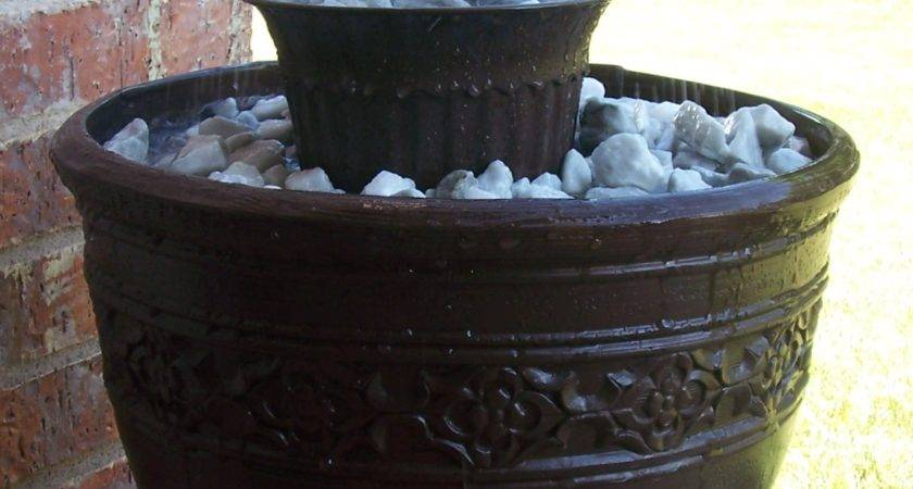 Blj Graves Studio Diy Fountain