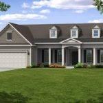 Bluffton Cottage New Home Plan Summerville Del Webb