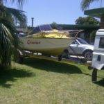 Boat Trailer Land Rover Jeep Package Richards Bay