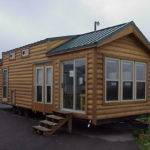 Bol Prefab Kit Trailer Log Cabins Looking Get Low Cost