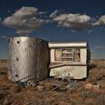 Booby Hatcher Old Trailer Homes