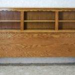 Bookcase Headboard Vries Woodcrafters