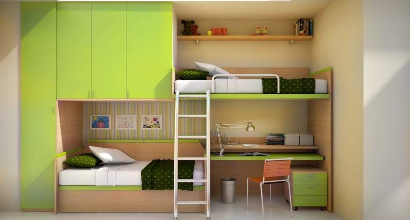 Boys Bedroom Interior Design Ideas