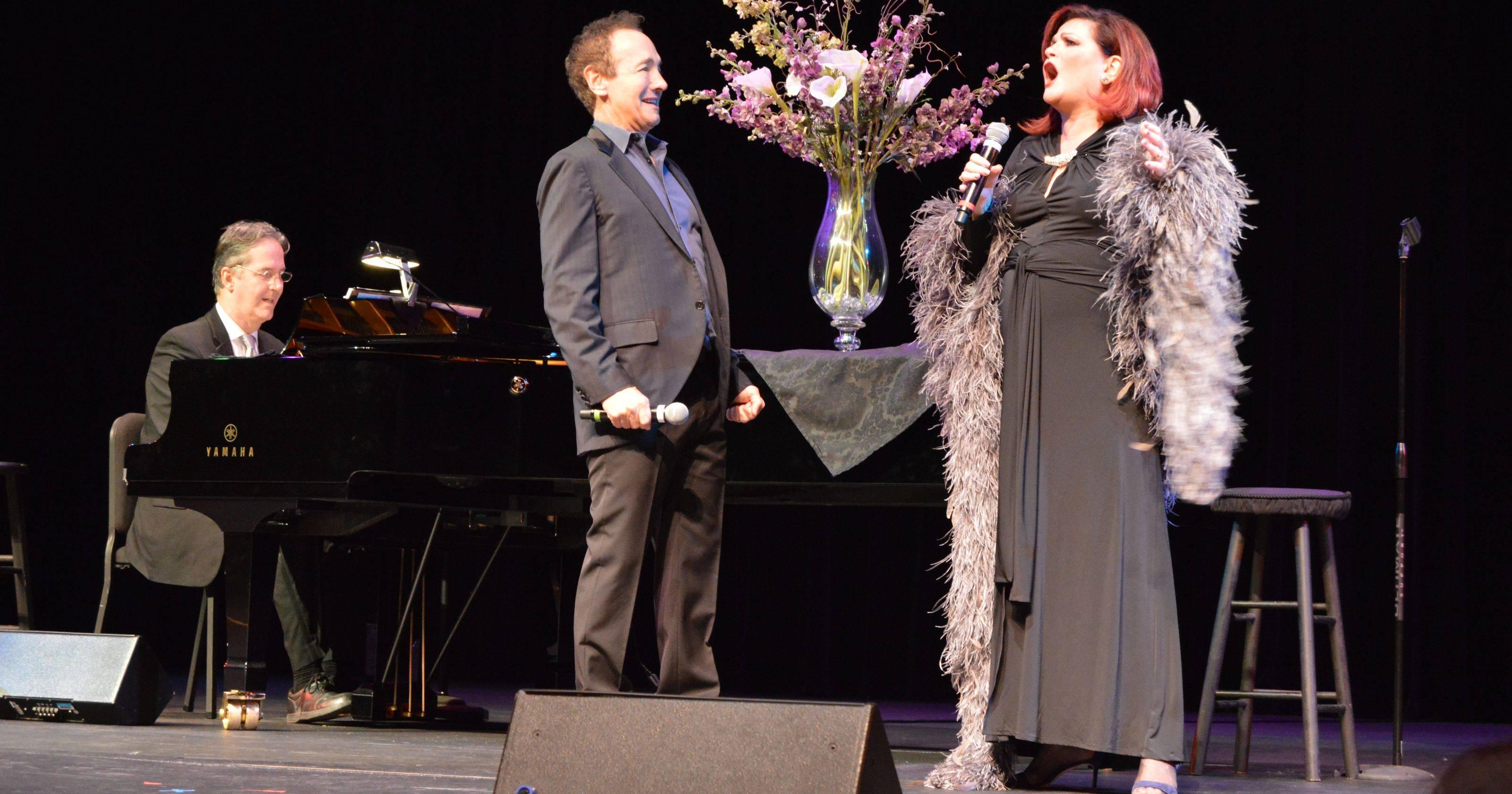 Broadway Stars Perform Cenla