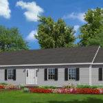 Brook Park Ranch Style Modular Homes