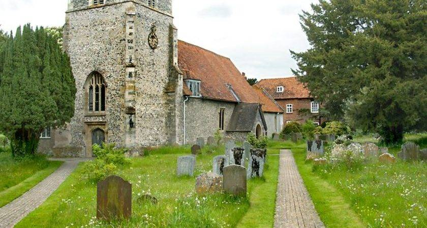 Bucklebury Berkshire Kate Middleton Home Town Source Supplied