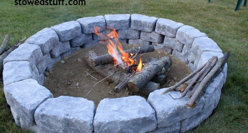 Build Fire Pit Lowes Apps Directories
