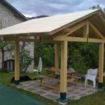 Build Gazebo Roof Howtospecialist Step