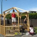 Build Gazebo Small