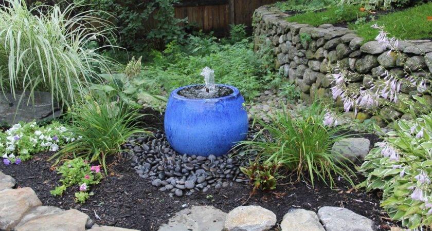 Build Hidden Water Fountain Concord Carpenter