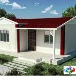 Build Homes Prefab House Prefabricated Mtr