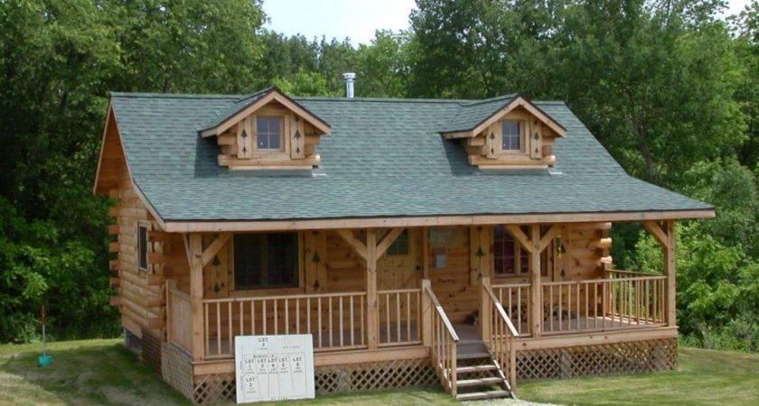 Build Log Cabin Homes Pre Built Cabins Diy