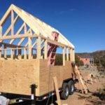 Build Porch Roof Mobile Home Porches