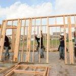 Build Wood Frame Brick House Pre Fab Homes May Allowed But